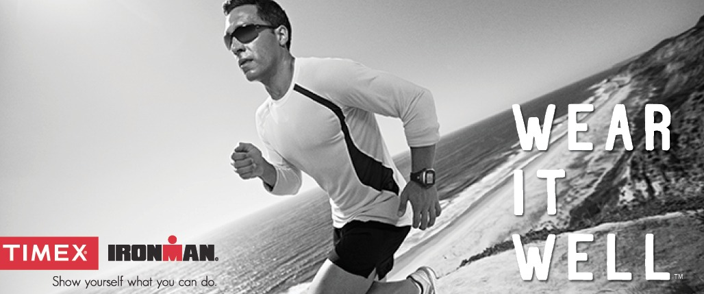 Timex Ironman - Show yourself what you can do