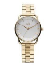 שעון יד לאישה אלגנטי מוזהב