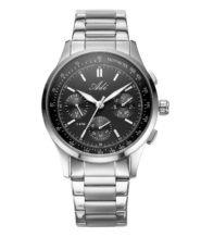 שעון יד לגבר עם מנגנון רב תכליתי