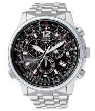שעון יד לגברRADIO CONTROL סולארי