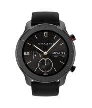 """שעון חכם Xiaomi Amazfit GTR שחור 42מ""""מ"""