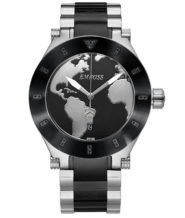 שעון יוקרתי בשיבוץ יהלומים