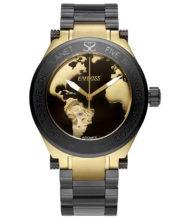 שעון יד אוטומטי יוקרתי לגבר ציפוי זהב
