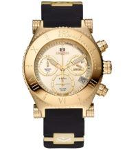 שעון לאישה בציפוי זהב 18 קרט