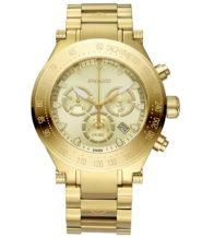 שעון מוזהב כרונוגרף לגבר מסדרת AQA