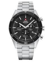 שעון שוויצרי לגבר עם מנגנון כרונוגרף