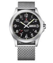 שעון שוויצרי לגבר עם מנגנון DAY-DATE