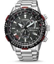 שעון טייסים מקצועי, סולארי עשוי פלדה