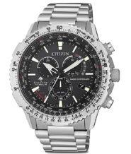 שעון טייסים מקצועי סולארי עשוי טיטניום