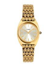 שעון יד מוזהב לאישה